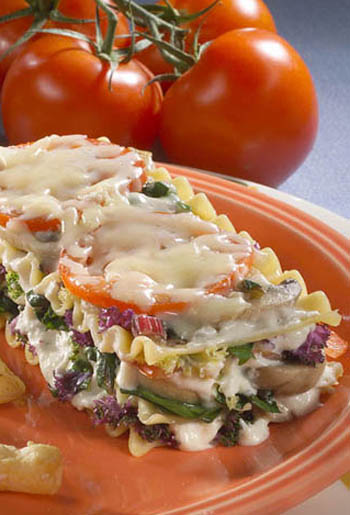 Very Veggie Lasagna_c