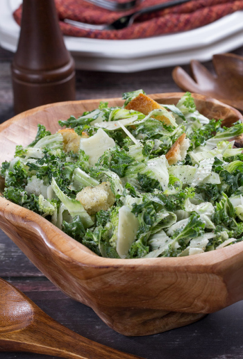 Not-Your-Everyday Caesar Salad